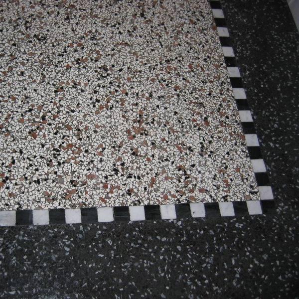 scutigliani terrazzo design in terrazzo en beton. Black Bedroom Furniture Sets. Home Design Ideas